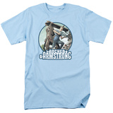 Archer & Armstrong- Weapons Of Choice T-Shirt