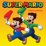 The Official Super Mario Brothers - 2018 Calendar Calendars