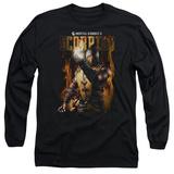 Long Sleeve: Mortal Kombat- Scorpion Calling Fire Long Sleeves