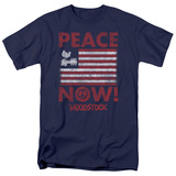 Woodstock- Peace Now T-Shirt