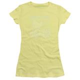 Juniors: Woodstock- Faded Logo T-shirts