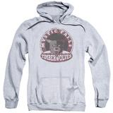 Hoodie: Vampire Diaries- Mystic Falls Timberwolves Patch Pullover Hoodie