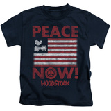 Juvenile: Woodstock- Peace Now T-Shirt