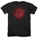 Hellboy Ii- Bprd Logo T-shirts