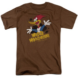 Woody Woodpecker- Excited Entrance T-shirts
