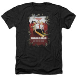 Shaun Of The Dead- Poster Shirts