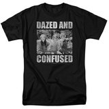 Dazed And Confused- Rock On Shirts