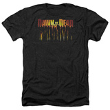 Dawn Of The Dead- Walking Dead Shirts