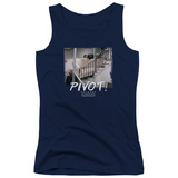 Juniors Tank Top: Friends- Pivot! Womens Tank Tops