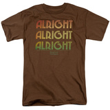 Dazed And Confused- Alright Alright Alright T-shirts