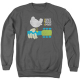 Crewneck Sweatshirt: Woodstock- Perched T-shirts