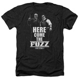 Hot Fuzz- Here Come The Fuzz T-Shirt
