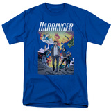 Valiant: Harbinger- Issue 12 Cover Art Shirts