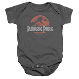 Infant: Jurassic Park - Faded Logo Onesie Infant Onesie