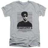 Married With Children- Grandmaster B (Aka... V-Neck Shirt