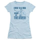 Juniors: Saturday Night Live- Livin' In A Van T-shirts