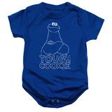 Infant: Sesame Street- Tough Cookie Onesie Infant Onesie