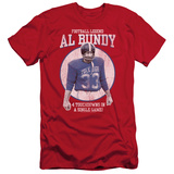 Married With Children- Al Bundy Football Legend (Premium) Shirts