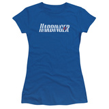Juniors: Valiant: Harbinger- Horizontal Logo T-shirts