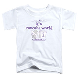 Toddler: Gilmore Girls- Al'S Pancake World T-shirts