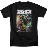 Valiant: Xo Manowar- Pit Fight T-shirts