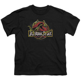 Youth: Jurassic Park - Something Has Survived T-shirts
