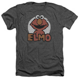 Sesame Street- Elmo Patch T-Shirt