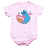 Infant: Sesame Street- Cookie Monster Love Onesie Infant Onesie