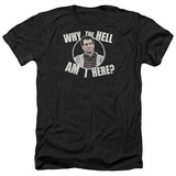 Married With Children- Why Is Al Here Shirts