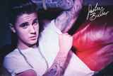 Justin Bieber - Couch Poster