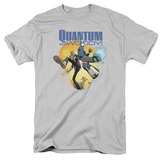 Valiant: Quantum And Woody- Issue1 Cover Art T-shirts