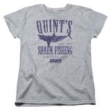 Womans: Jaws - Quints T-Shirt