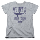 Womens: Jaws - Quints T-Shirt