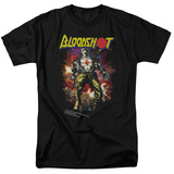 Valiant: Bloodshot- Techno Warrior T-shirts
