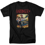 Valiant: Harbinger- Classic Issue 1 Cover Art T-shirts