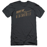 Oldsmobile- Retro Rocket 88 Logo Slim Fit T-shirts