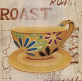 Morning Coffee II Posters by Pamela Smith-Desgrosellier
