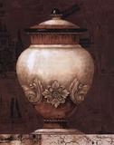 Timeless Urn I Posters by Pamela Gladding