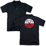 Polo: Pink Floyd- Hammers Button (Back Print) Shirts