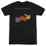 Foreigner- Agent Provocateur Ringer T-shirts