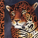 Exotic Jaguar Posters by Tara Gamel