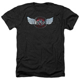 Reo Speedwagon- Chrome Wings Logo T-shirts