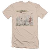 Genesis- Foxtrot Album Cover Slim Fit Shirts
