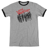 The Warriors- The Gang Ringer Shirts