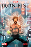 Iron Fist - Comic Plakater