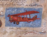 Antique Travel II Prints by Abigail Phang