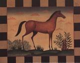 Farm Horse Posters by Diane Ulmer Pedersen