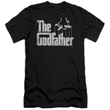 Godfather- Logo Slim Fit Shirts