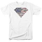 Superman- All American Shield Shirts