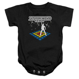 Infant: Saturday Night Fever- Should Be Dancing Onesie Infant Onesie